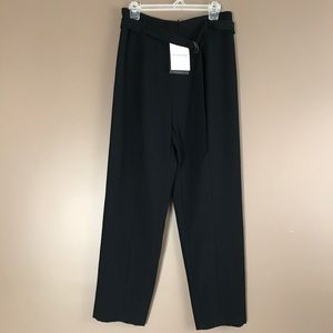 [Who What Wear] Black Bootcut Trousers - size 8